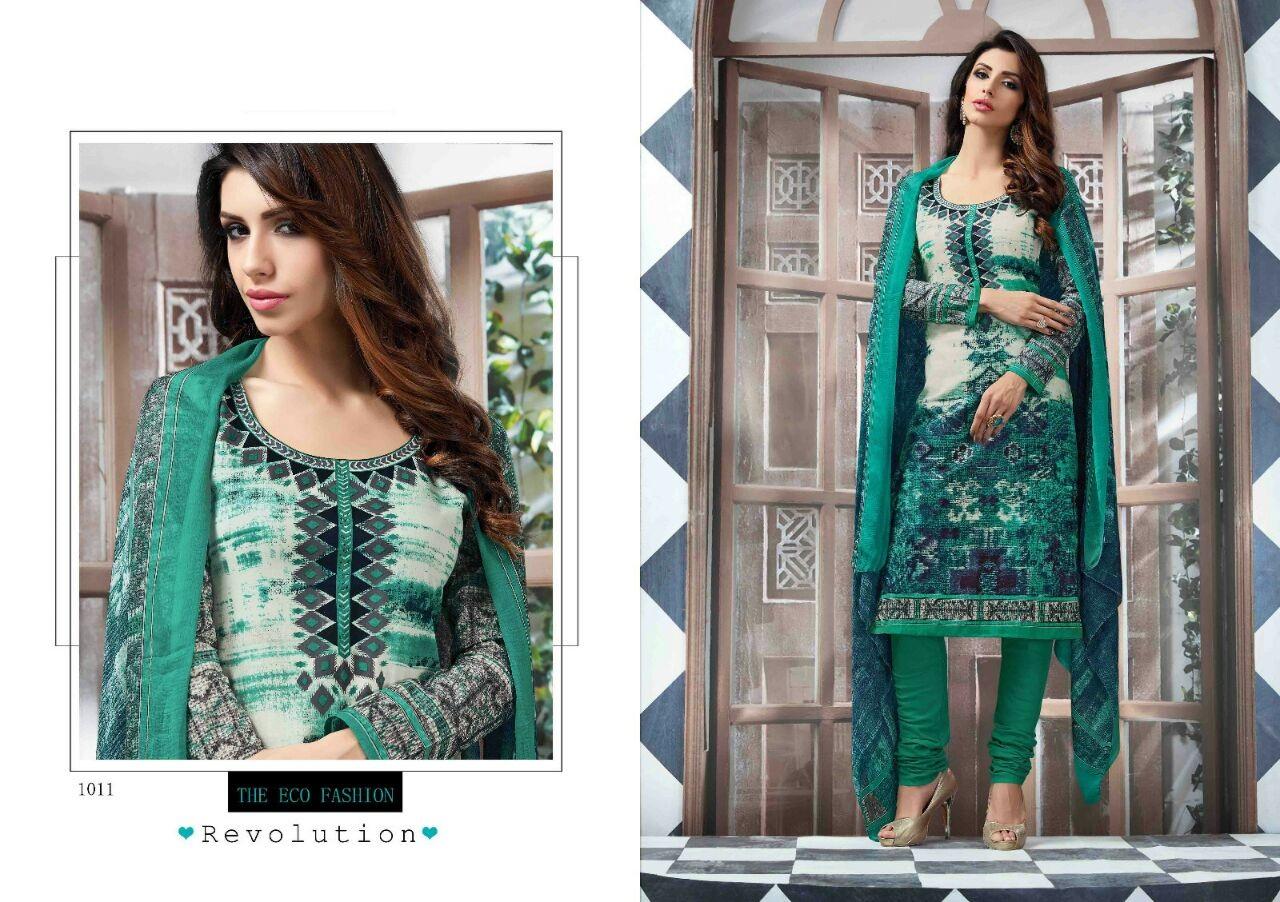 Suhani vol 2-Designer Latest Fashion Cotton  Dress Material