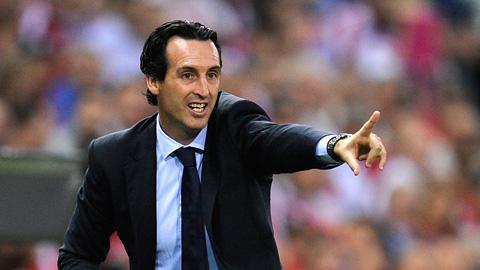 Unai Emery chưa một lần nếm trải hương vị chiến thắng đối đầu với Pep Guardiola và Jose Mourinho