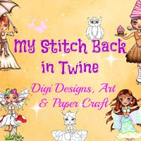 My Stitch Back in Twine