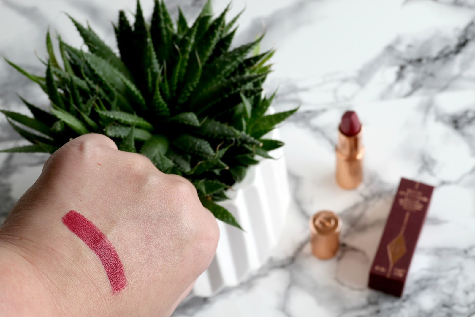Charlotte Tilbury Lipstick in Love Liberty Review