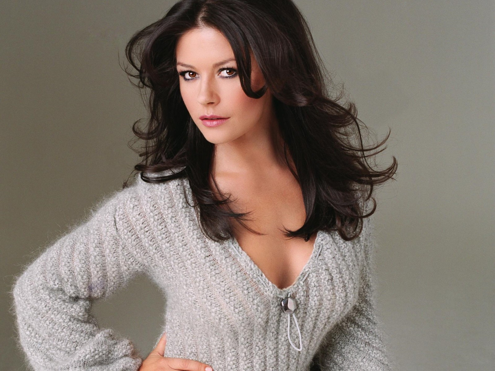 Star 10 Beautiful British Women Alive Catherine Zeta -8445