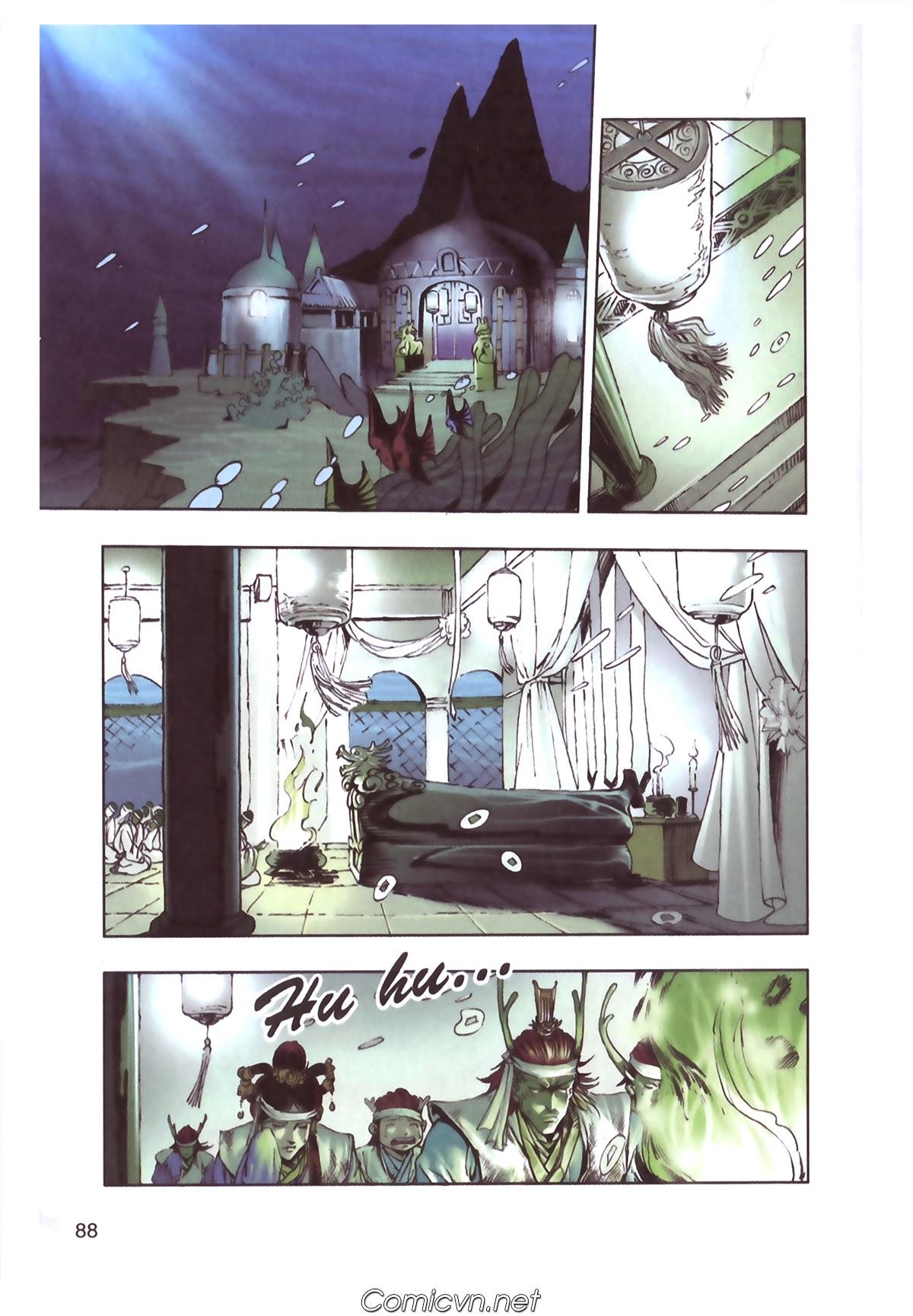 Tây Du Ký màu - Chapter 112 - Pic 9