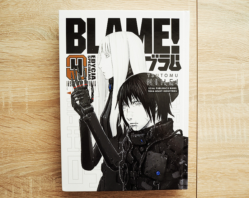 Blame hardcover