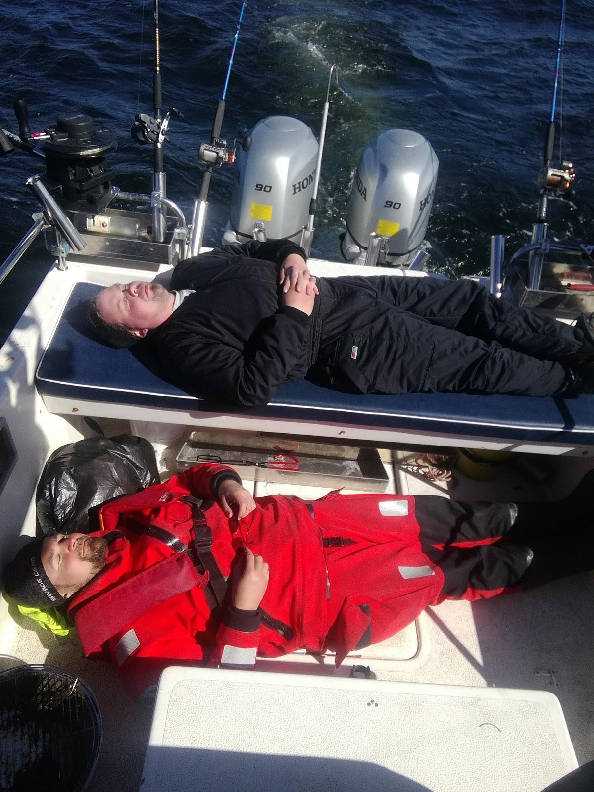 Team krok fiske