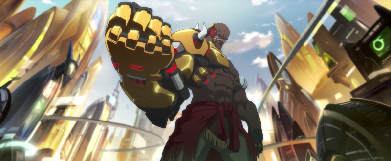 Overwatch Game Finally Introduce Doomfist, A Character With Nigerian Origins.