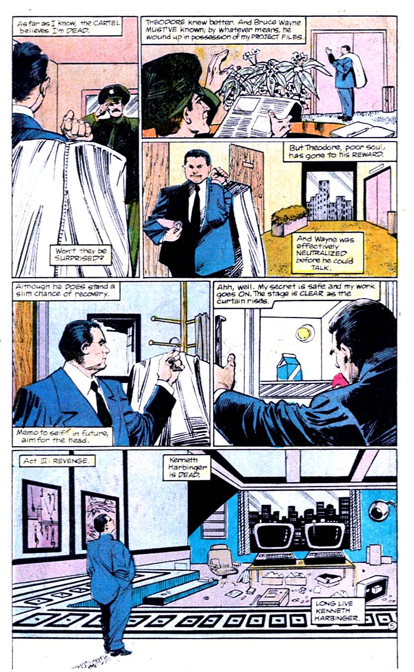 Detective Comics (1937) 600 Page 5