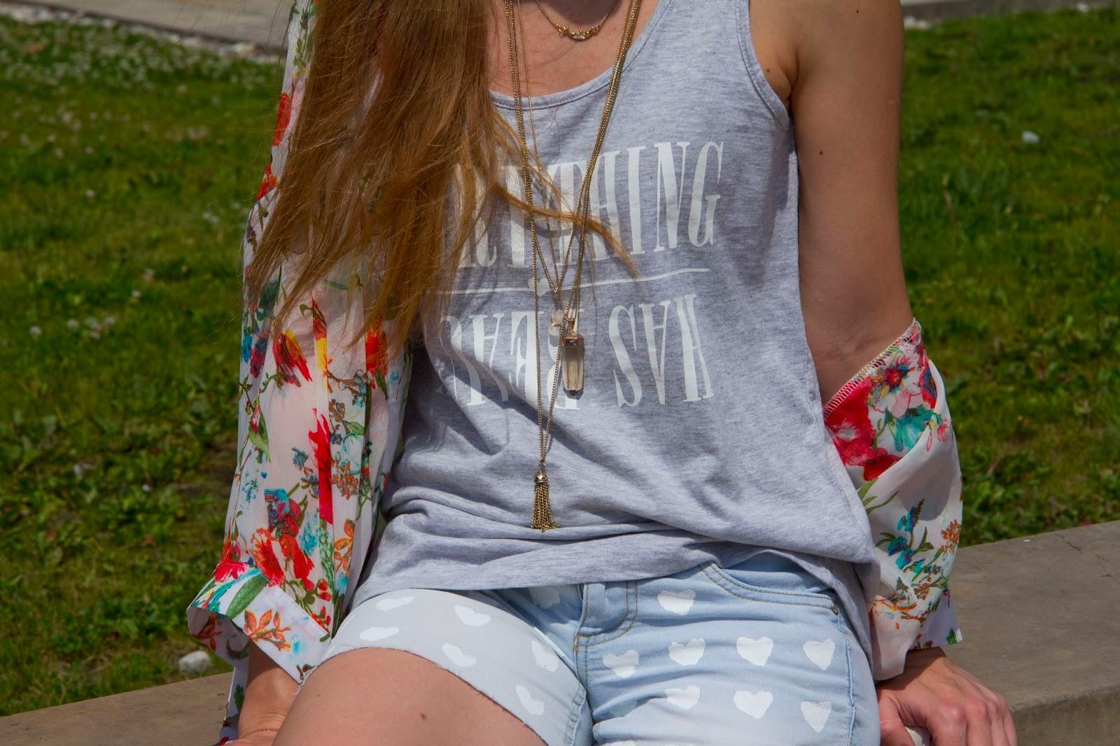summer minimalistic jewelry