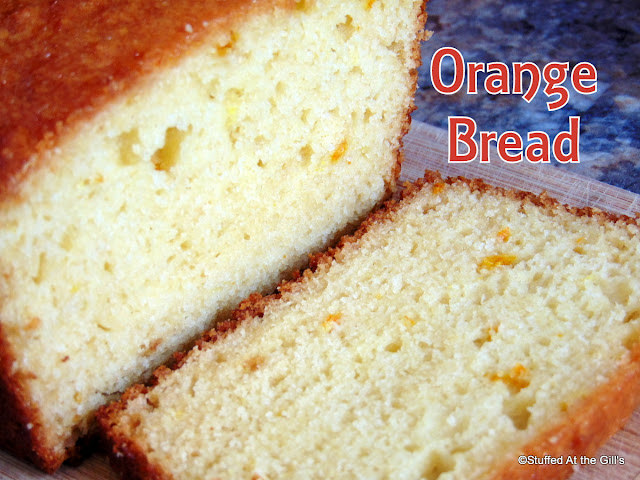 Orange Bread, Orange Nut Bread