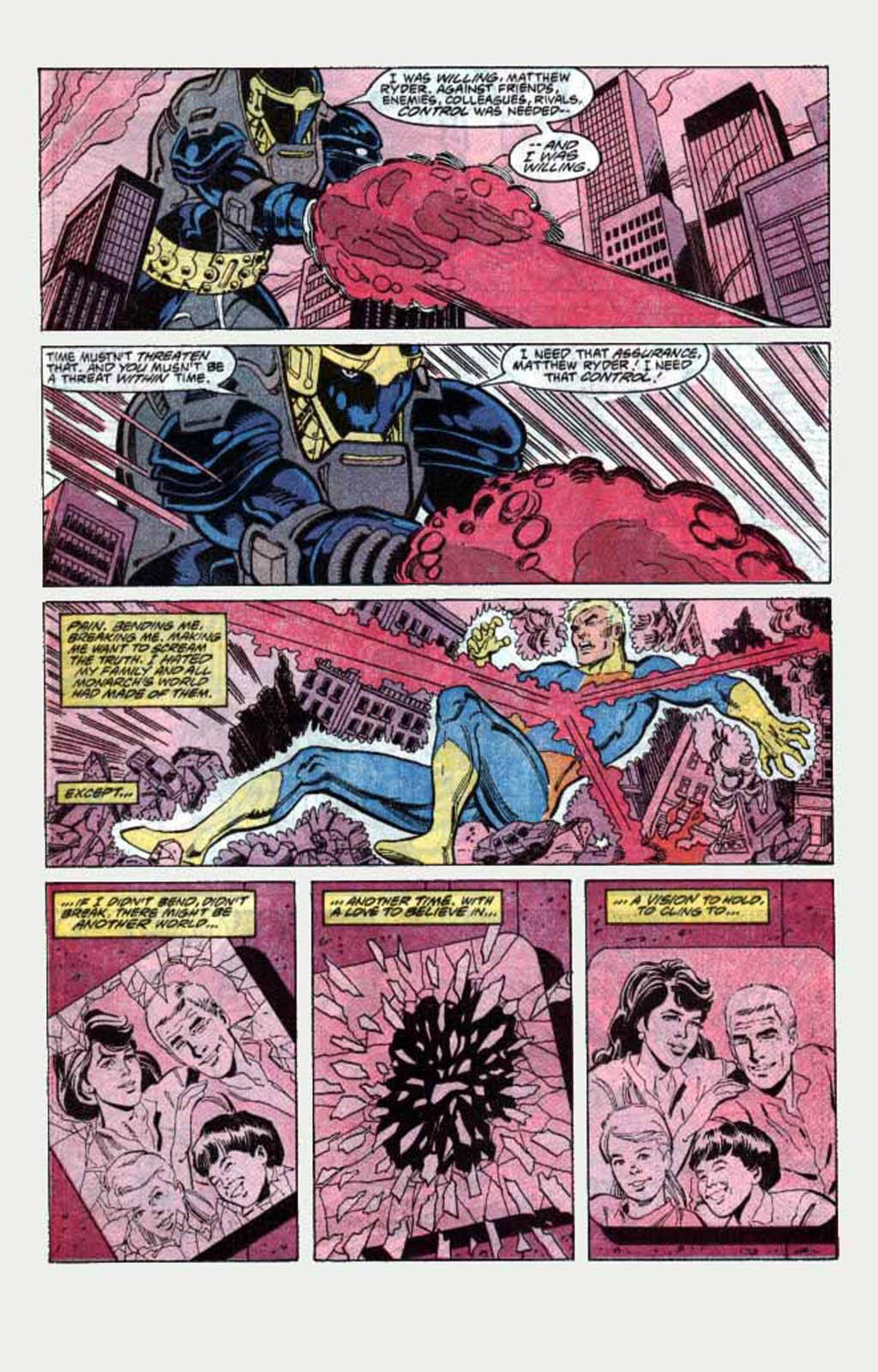 Read online Armageddon 2001 comic -  Issue #1 - 47