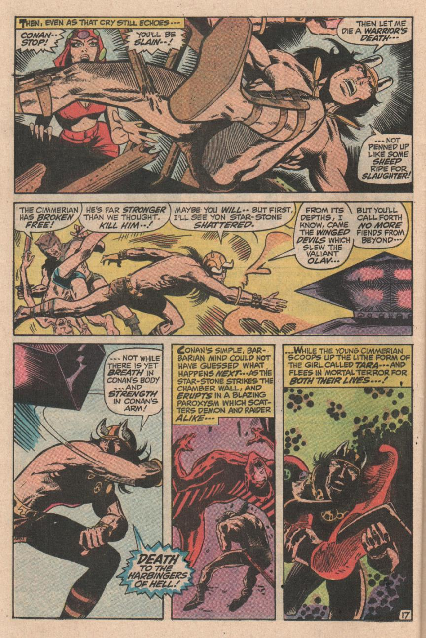 Conan the Barbarian (1970) Issue #1 #13 - English 18