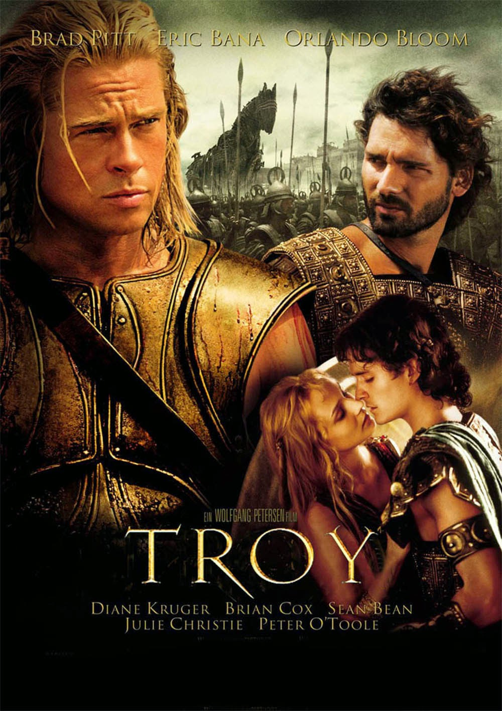 Troy (2004) ταινιες online seires oipeirates greek subs