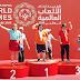 Atletas do Peama se destacam em competição mundial