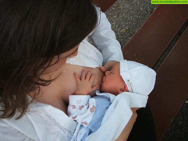 Tijarafe se suma a la celebración de la Semana Mundial de la Lactancia Materna