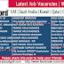 Latest Job Vacancies | Weatherford - UAE | Saudi Arabia | Kuwait | Qatar | Oman | US | Canada