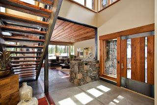 Dekorasi Rumah Kayu