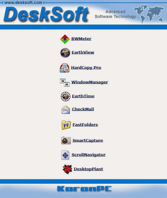 DeskSoft CheckMail 5.7.0 + Crack
