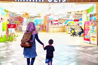 Miniapolis Pakuwon : Taman Bermain 5 in 1 yang Bikin Happy