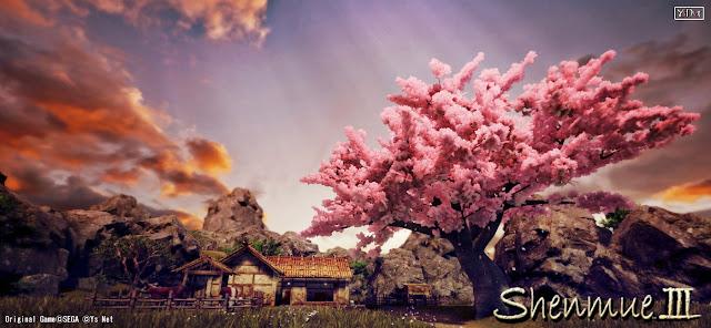 Shenmue III: Shenhua's house