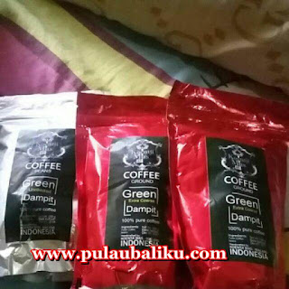 green coffee di alfamart