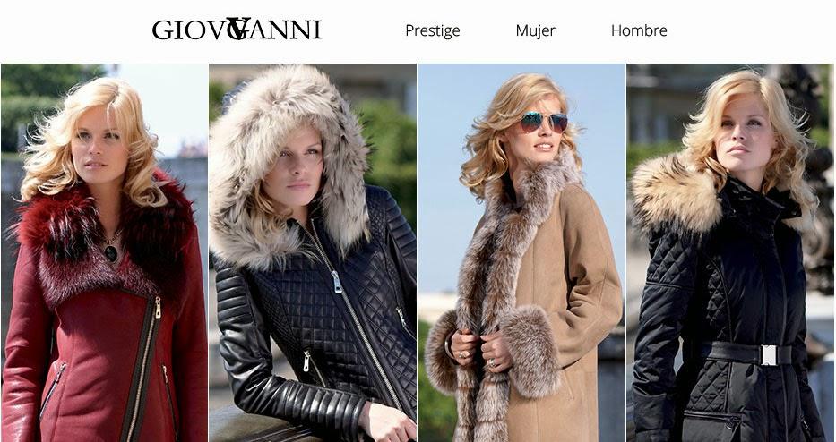 abrigos piel giovanni 1f75df55f70c