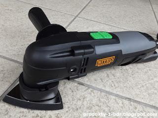 Wielofunkcyjne narzędzie oscylacyjne Niteo Tools MT0346-16 z Biedronki Vershold