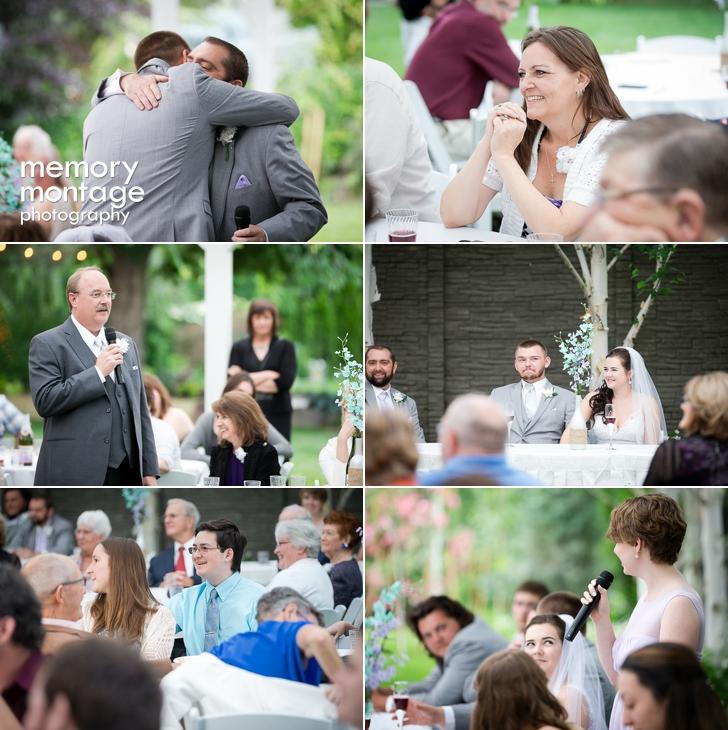 Cascade Garden Wedding Photography in Yakima || Sarah + Coy