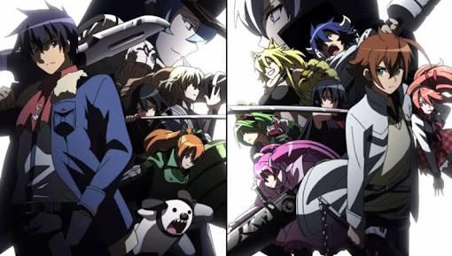 Pembunuhan Adalah Unsur Utama Dari Anime Ini Dibalik Itu Semua Terbunuhnya Anggota Night Ride Membuat Adegan Scene Yang Cukup Sedih Paling
