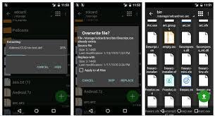 تحميل تطبيق ZArchiver لفك الضغط للاندرويد، zarchiver pro apkpure، تطبيق فك الضغط لأجهزة الموبايل أندوريد