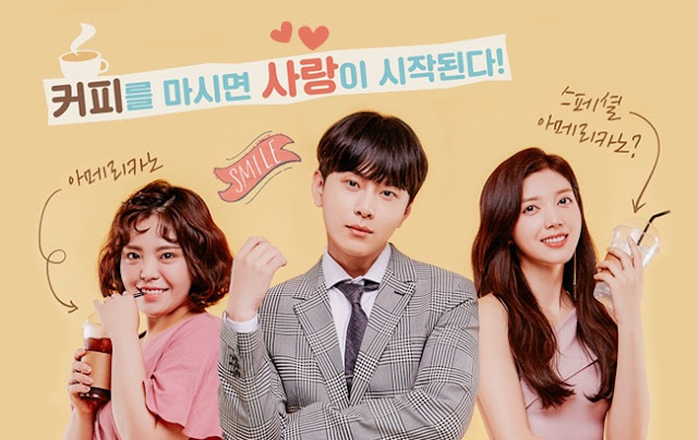 Download Drama Korea Coffee, Please Batch Subtitle Indonesia