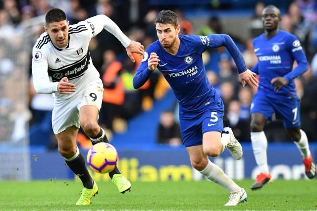 Hasil Liga Inggris 2018: Chelsea vs Fulham 2-0, Sementara ke Tiga Besar