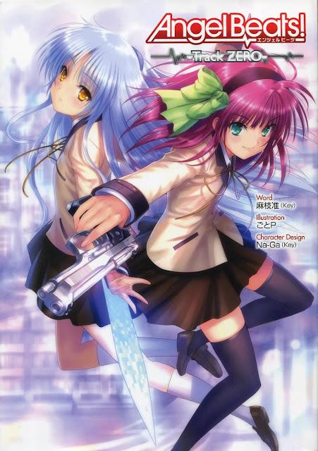 Angel Beats! Track Zero (Novela Ligera en español)