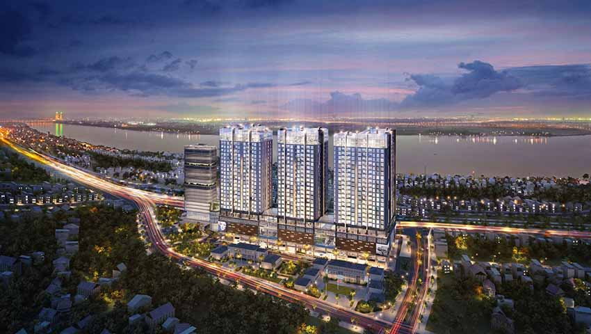 Nhà mẫu chung cư Sun Grand City Ancora số 3 Lương Yên