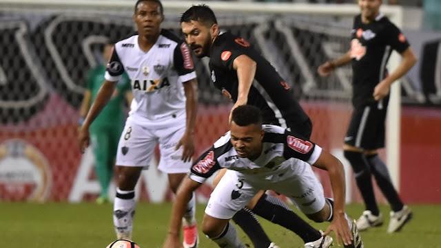Atletico Mineiro vs Libertad en vivo