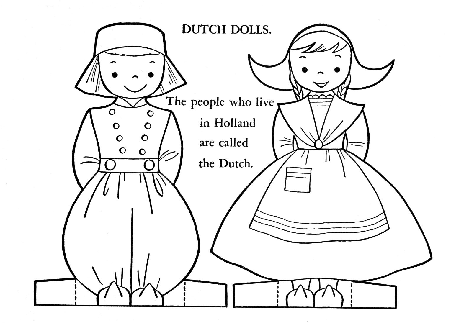 hollands national flag coloring pages - photo#46