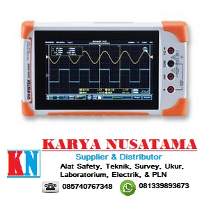 Jual Digital Oscilloscope GW Instek GDS-210 Touch Screen di Jakarta