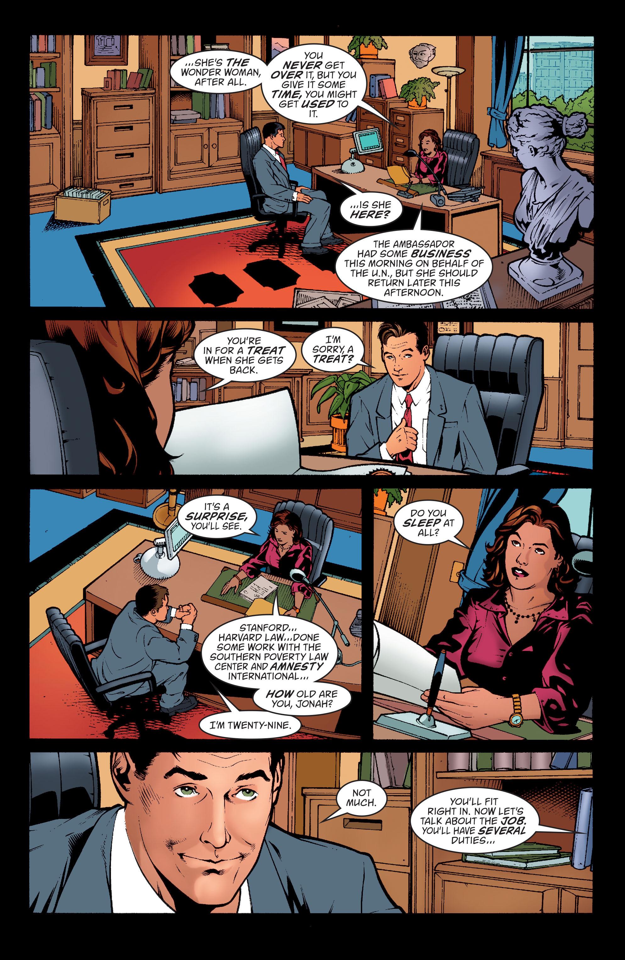 Read online Wonder Woman (1987) comic -  Issue #195 - 3