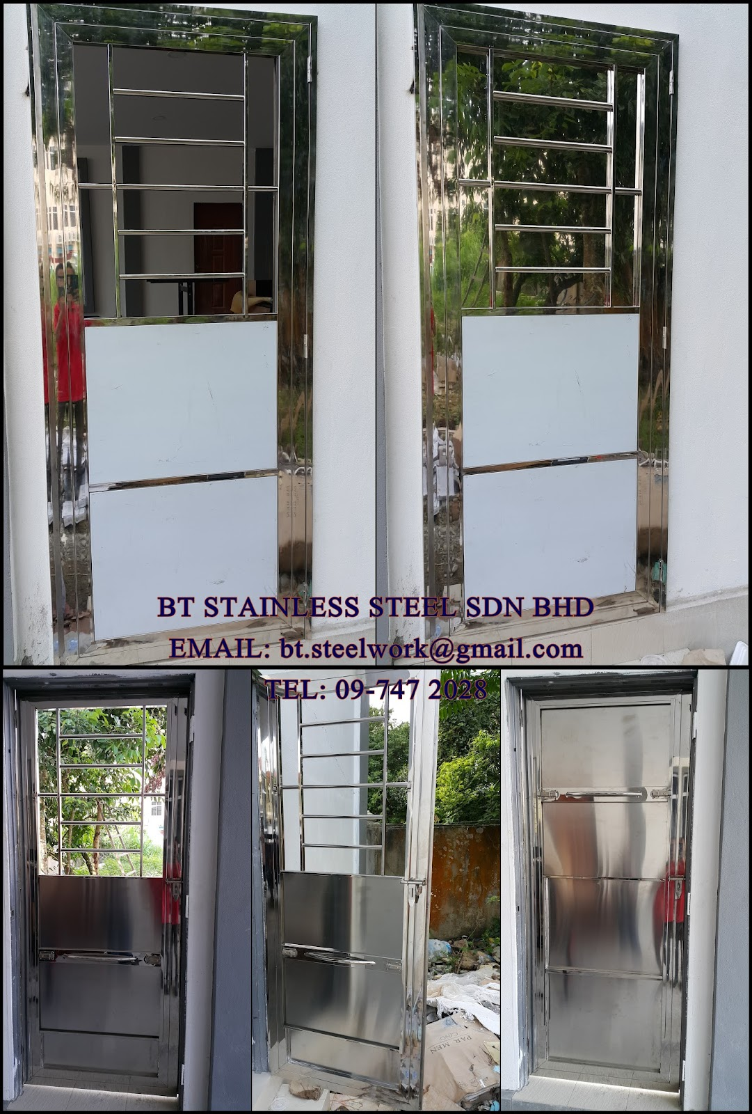 Pintu Dapur Aluminium | Desainrumahid.com