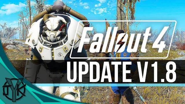 Fallout 4 Update v1.8-CODEX