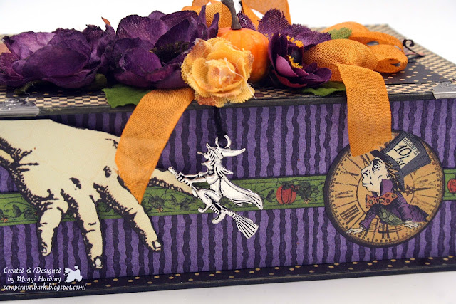 Halloween in Wonderland Book Box