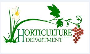 Horticulture Department Recruitment 2017