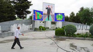 Turkmenistans President is the Turkman of all the Turkmen