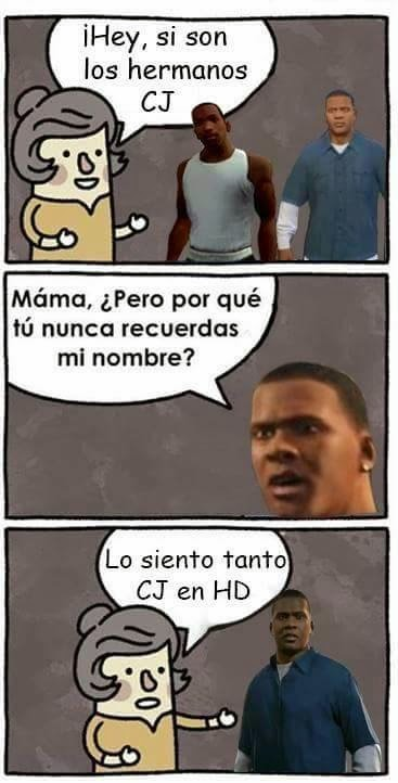 Los Hermanos CJ