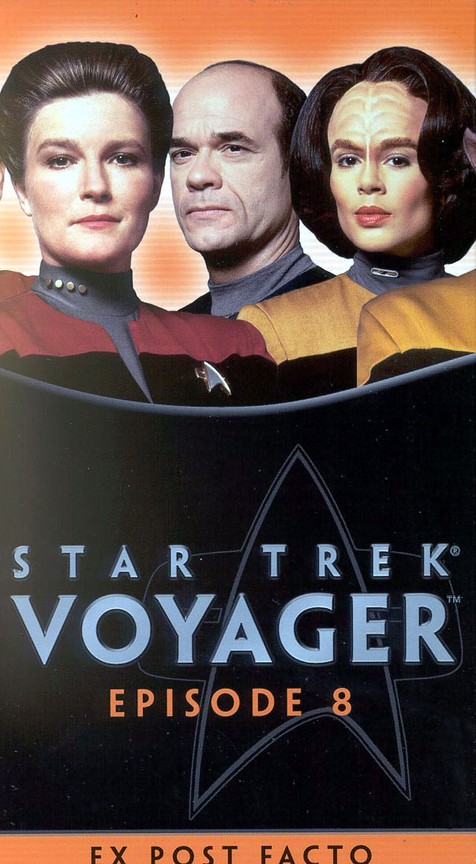 Star Trek: Voyager - Season 1 Episode 08: Ex Post Facto