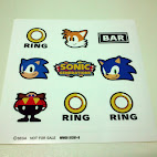 Sticker front