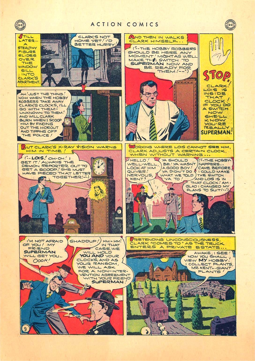 Action Comics (1938) 73 Page 9