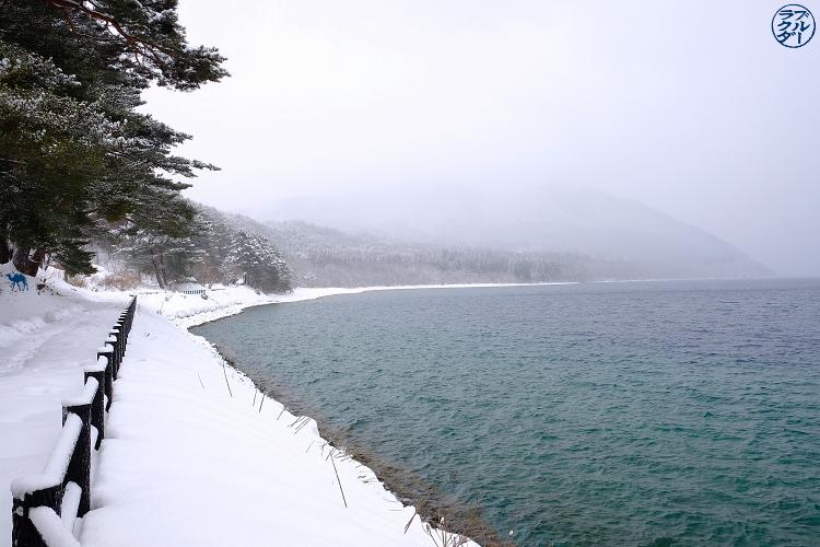Le Chameau Bleu - Voyage au Nord du Japon - Tohoku - Lac de Tazawako