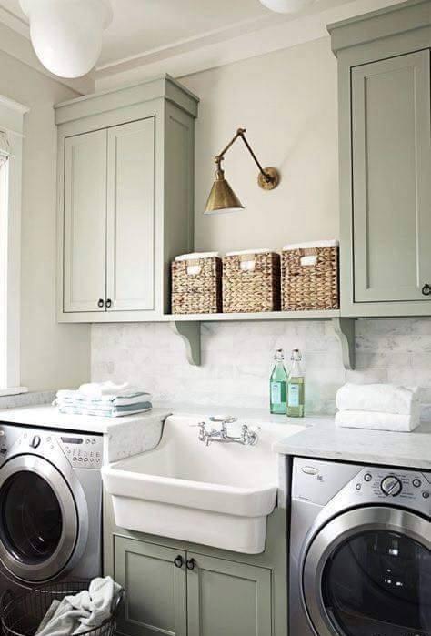 30 Traditional Laundry Room Design Ideas Home Decor