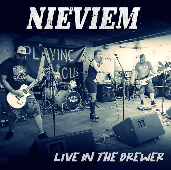 """Nieviem stream new live EP """"Live In The Brewer"""""""