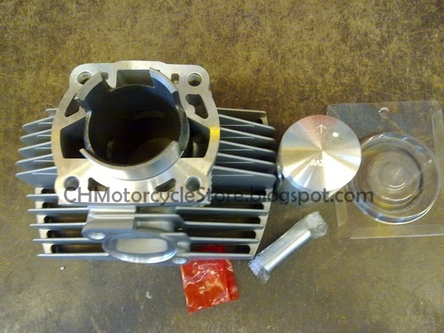 Ch Motorcycle Store 52mm Racing Block For Y100