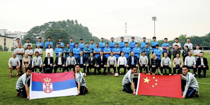 A link with Serbia in the CSL